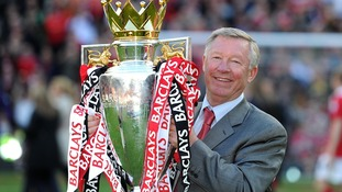Ferguson managed Manchester United for 27 years.