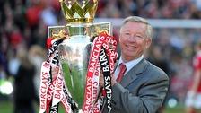 Ferguson managed Manchester United for 27 years.
