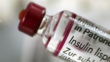 Insulin ampule