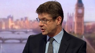 Business Secretary Greg Clark suggested extending a transition period on customs with the EU.