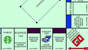Tough times: Monopoly as you've never seen it before