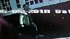 CCTV image released after attack