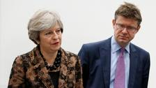 Divisions were laid bare after the Business Secretary stressed that thousands of British jobs depend on frictionless trade with the EU.