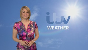 Afternoon weather with Kerrie