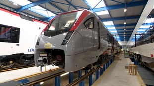 Greater Anglia's new £1.4 billion trains