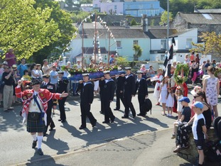 Black Prince Parade in Millbrook