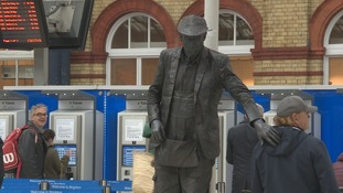 Human statue from Sussex shortlisted for World Championships