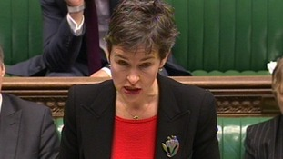 Shadow Environment Secretary, Mary Creagh