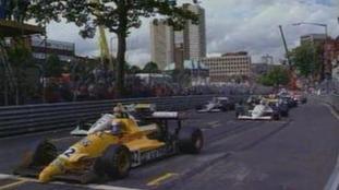 Formula E Super Prix Birmingham