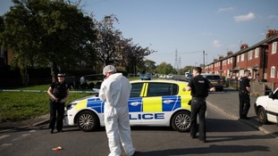 Teenager shot in the leg at Bank Holiday street barbecue