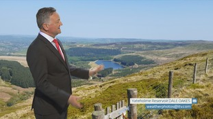 Jon Mitchell brings you the latest forecast for the region.