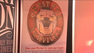 Bradford Bulls poster