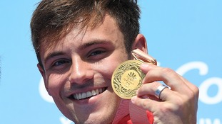 Tom Daley says he needs to take some time to recover.
