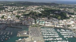 Guernsey Aerial
