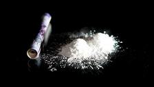 The trend is matched globally with 30% of all respondents saying they could pick up cocaine within 30 minutes.