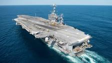 The USS Harry S Truman