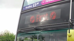 The 44-year-old woman was travelling on the 51 First bus from Crosspool to Sheffield city centre