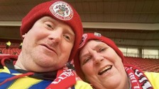Jamie Garvey passed away suddenly after watching Accrington Stanley