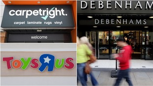 High street rents 'killing more and more retailers' says Debenhams chairman