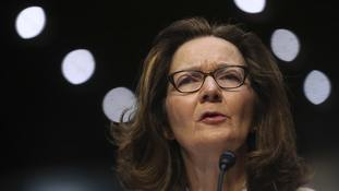 Trump's CIA nominee Gina Haspel faces grilling from Senate committee