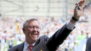 Sir Alex Ferguson out of intensive care, Manchester United announce