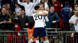 Premier League: Kane strikes as Spurs see off Newcastle to qualify for Champions League