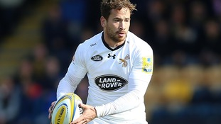 Danny Cipriani named in England squad for first time in three years