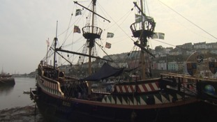 Golden future for Golden Hind?