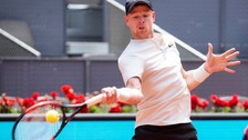 Edmund followed up his win over Novak Djokovic by beating David Goffin in straight sets to move into the quarter-finals of the Madrid Open