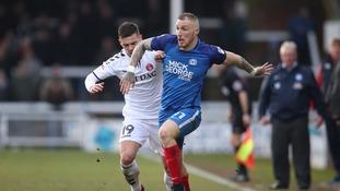 Marcus Maddison looks set to leave Peterborough United this summer.
