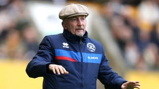QPR part company with manager Ian Holloway
