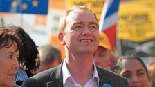 The former Liberal Democrat leader Tim Farron has pulled out of a church organised event