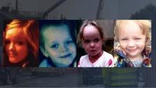 Demi, Brandon, Lacie and Lia were killed in the fire