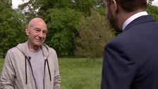 Sir Patrick Stewart speaks to ITV Calendar.