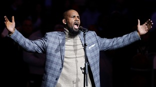 Spotify cuts singer R. Kelly from playlists