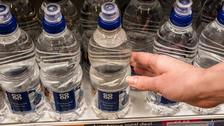 Bottles collected in the Co-op's trial deposit return scheme will be recycled for its own brand bottled water.