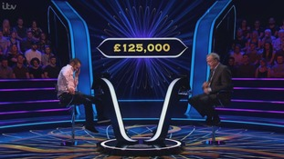 'I know this because I lost my leg there' Who Wants To Be a Millionaire contestant wins £125,000