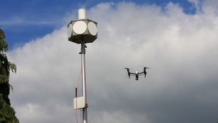 Southend Airport trialling drone tracing technology