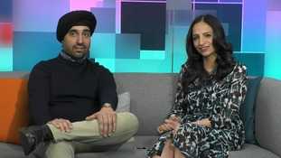 Jag and Isha Sodhi have been married 17 years.