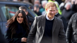 Meghan Markle will adapt to a new home as a married woman.