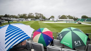 Cricket fans will be hopefully of better conditions in Malahide on Saturday
