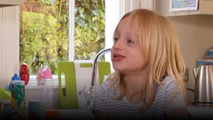 Deaf actress, 7, appears in all-signed TV advert break for hearing loss awareness week