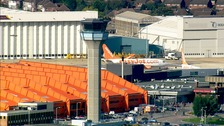 Luton Airport workers to strike over May Bank Holiday weekend