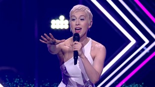 SuRie from Bishop's Stortford is representing the UK in the Eurovision Song Contest with the song Storm.