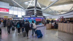 Record breaking passenger numbers at Stansted Airport