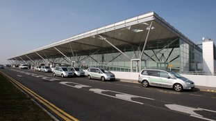 London Stansted Airport saw record numbers of passengers travelling last month