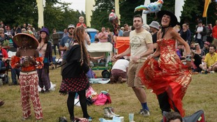 Latitude is one of the festivals where the bottle return scheme will be trialled.