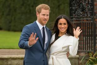 Prince Harry and Meghan Markle (Dominic Lipinski/PA)