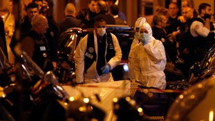 French police have said counterterrorism authorities are leading the investigation.
