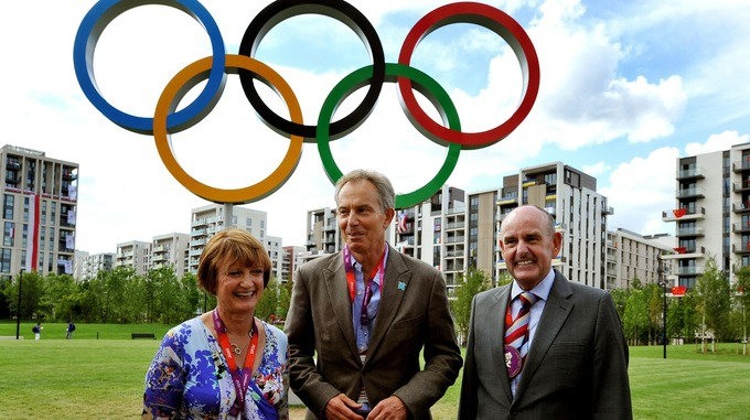 Dame Tessa was key to bringing the Olympics to London in 2012.